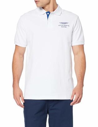 Hackett London Men's Amr Clasc Polo Shirt