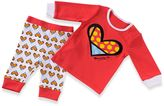 Bed Bath & Beyond Britto™ Baby Red & White Heart Size 18 Months Play Set