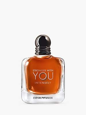 Emporio Armani Stronger With You For Men Intensely Aftershave