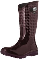 Bogs Women's Berkley Houndstooth Rain Boot