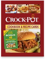 Crock Pot Crock-Pot® Cookbook & Recipe Cards