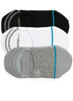 Stance Gamut 2 Assorted 3-Pack No-Show Socks