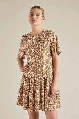 Seed Heritage Drop-Waist Animal Dress