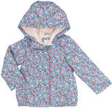 Carter's Blue Floral Jacket - Girls