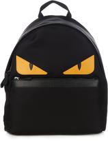 Fendi Bag Bugs nylon and leather backpack