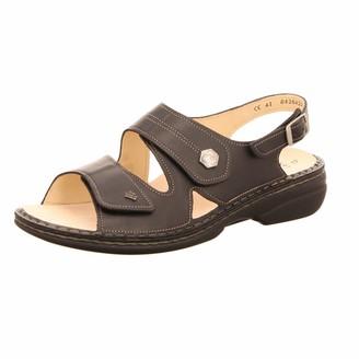 Finn Comfort Milos Women's Wedge Heel Ankle Strap Sandals