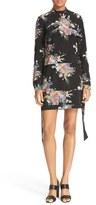 N°21 Women's N?21 Floral Print Silk Dress