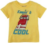 City Threads Keepin' It Cool Graphic Tee (Baby) - C. Yellow-3-6 Months