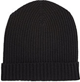 Barneys New York Men's RIb-Knit Cap