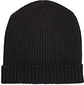 Barneys New York Men's RIb-Knit Cap