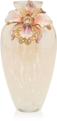 Jay Strongwater Orchid Mini Vase