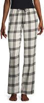 Flirtitude Twill Pajama Pant - Juniors