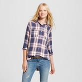 Women's Boyfriend Shirt - Mossimo Supply Co. (Juniors')