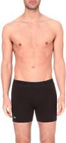 Lacoste Piqué cotton-blend boxer briefs