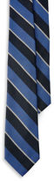 Lauren Ralph Lauren Striped Wool-Silk Tie