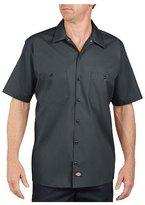 Dickies Men's 4.25 oz. Industrial Short-Sleeve Work Shirt M