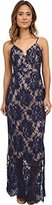 Style Stalker StyleStalker Women's Visions Lace Maxi Dress