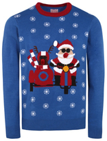 George Santa and Rudolph Christmas Jumper