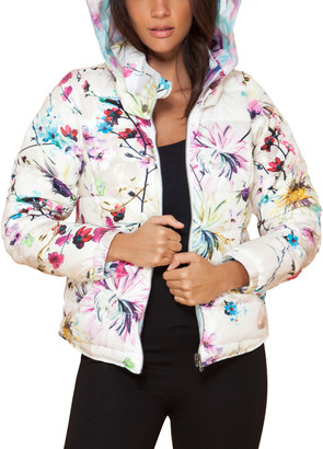 Hale Bob Quilted Puff Jacket