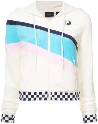 FENTY PUMA by Rihanna Terry racing jacket