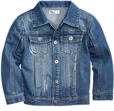 Epic Threads Classic Denim Jacket, Toddler & Little Boys (2T-7), Created for Macy's