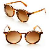 Sunday Somewhere Matahari 50mm Round Sunglasses