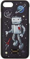 Dolce & Gabbana Blue Space Robot iPhone 7 Case