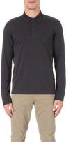 HUGO BOSS Regular-fit stretch-cotton polo shirt