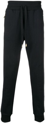 Dolce & Gabbana High Waisted Track Trousers