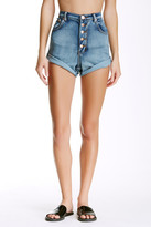 One Teaspoon Lovers Skinny Leg Short