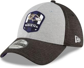 New Era Adult Baltimore Ravens Sideline Team 39THIRTY Flex-Fit Cap