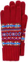 J.Mclaughlin Ambler Wool-Blend Knit Gloves