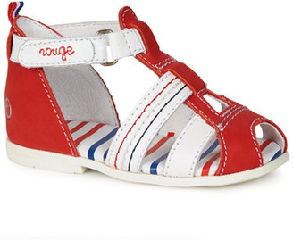 GBB COCORIKOO girls's Sandals in Red