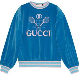 Gucci Sweatshirt with Tennis