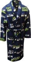 """Concept Sports NFL """"Wildcard"""" Men's Micro Fleece Robe"""