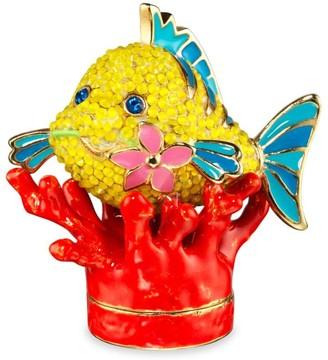 Estee Lauder x Disney Pleasures Under The Sea Perfume Compact By Monica Rich Kosann
