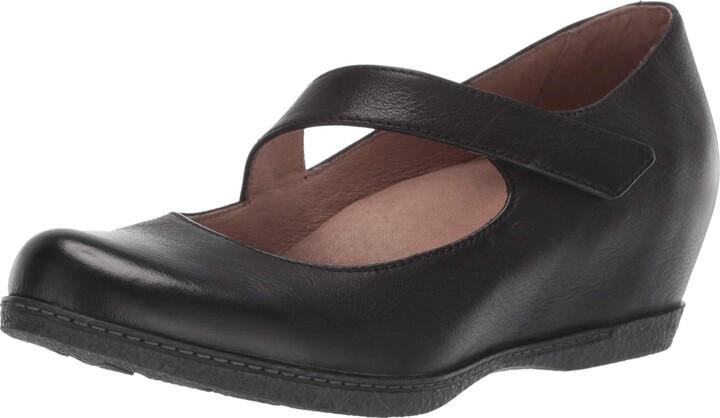 Thumbnail for your product : Dansko Women's Lanie Black Wedge 11.5-12 M US