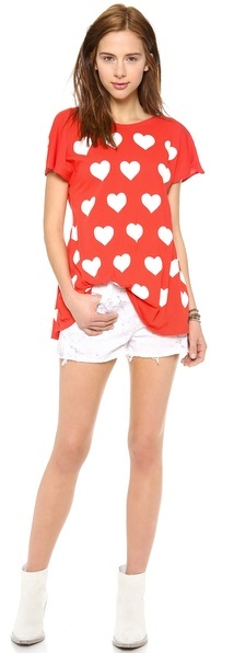 Wildfox Couture Baby Love Tee