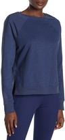 Zella Z By Maisy Raglan Sleeve Pullover Sweater
