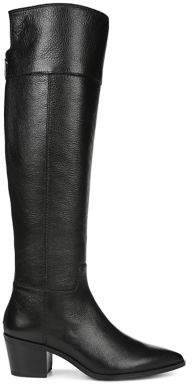 Franco Sarto Shannon Western Leather Tall Boots
