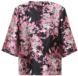 Dolce & Gabbana Embellished brocade jacket