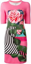 Mary Katrantzou 'Rose Fuschia' shift dress