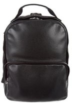 Hood by Air Convertible Leather Backpack