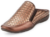 Sesto Meucci Galaxy Woven Comfort Mule, Brown
