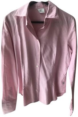 Cerruti Pink Cotton Top for Women