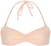 Solid & Striped Chloe Solid Halter Bikini Top