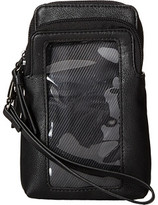 Kenneth Cole Reaction Must Haves Top Zip Phone Pouch