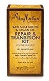 Shea Moisture SheaMoisture 1 count Raw Shea Butter & Argan Oil Repair & Transition Kit