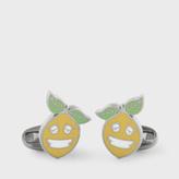 Paul Smith Men's 'Happy Lemon' Cufflinks