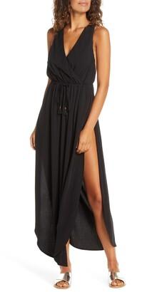 L-Space Kenzie Cover-Up Midi Dress